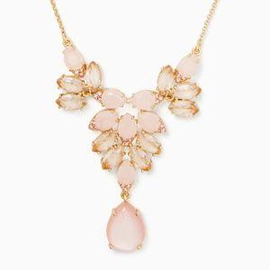 ❌SOLD❌Kate Spade Blushing Blooms Necklace Rose